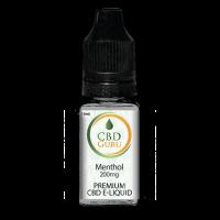 Menthol CBD Vape Oil 200mg