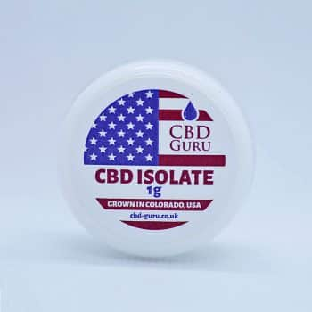 CBD Isolate – 1g