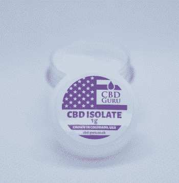 CBD Isolate 1g Buy One Get One Free