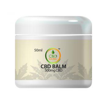 CBD Balm – 500mg CBD – 50ml