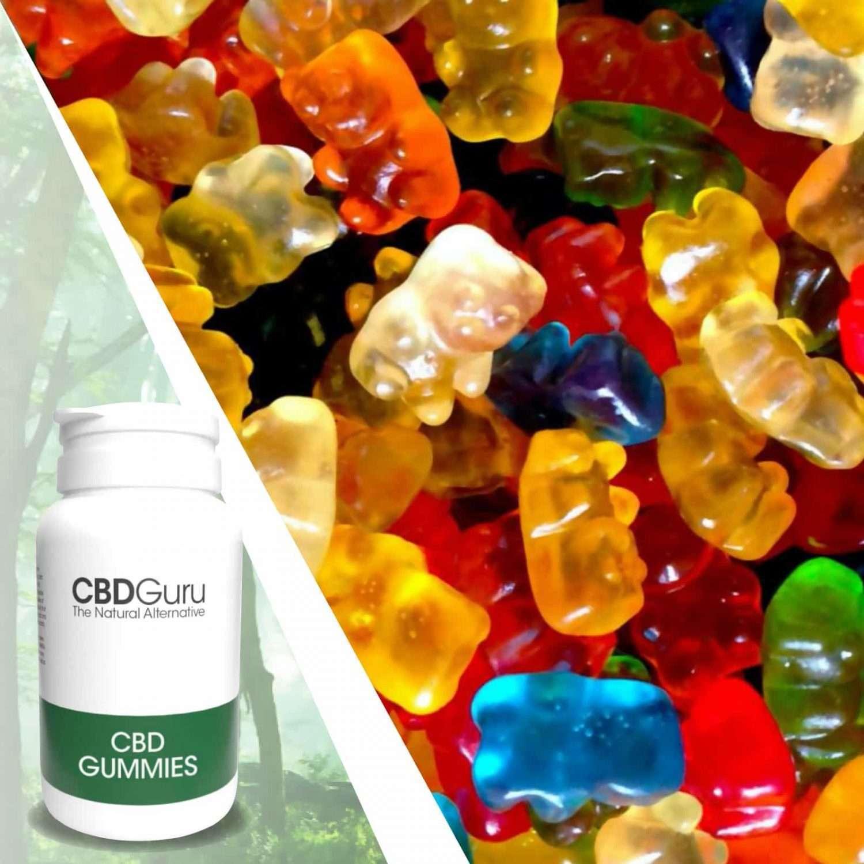 5% CBD Oil & 20mg CBD Gummies Bundle