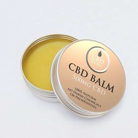 CBD Balm – 500mg CBD – 50ml (Wholesale)