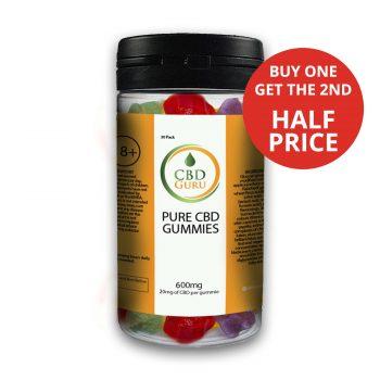 CBD Gummies 20mg (30 pack)