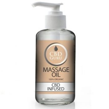 CBD Massage Oil UK – 100ml