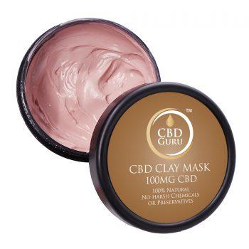 Pink Clay CBD Face Mask 50ml