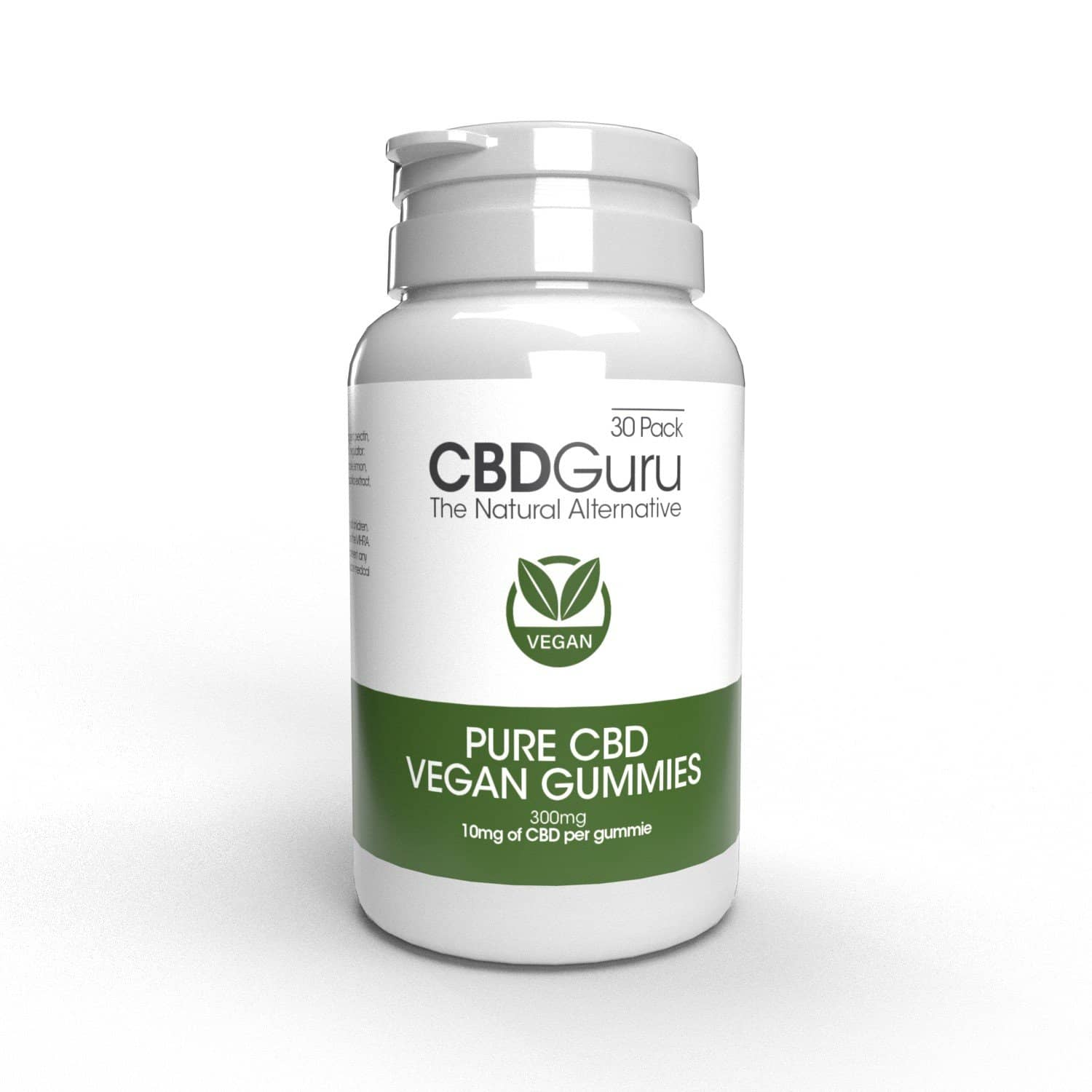 Vegan CBD Gummies 20mg (30 pack)