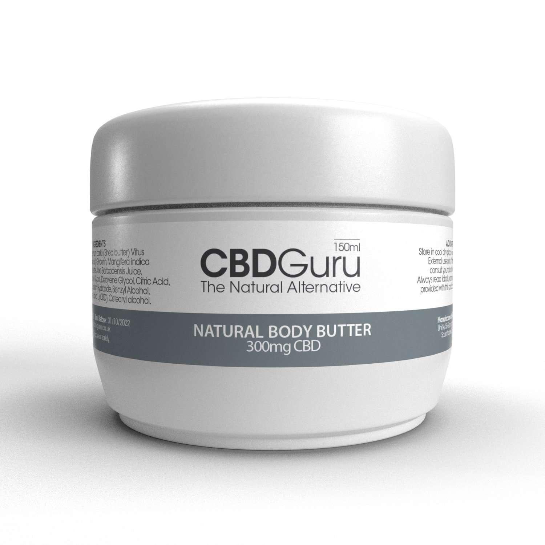 CBD Natural Body Butter