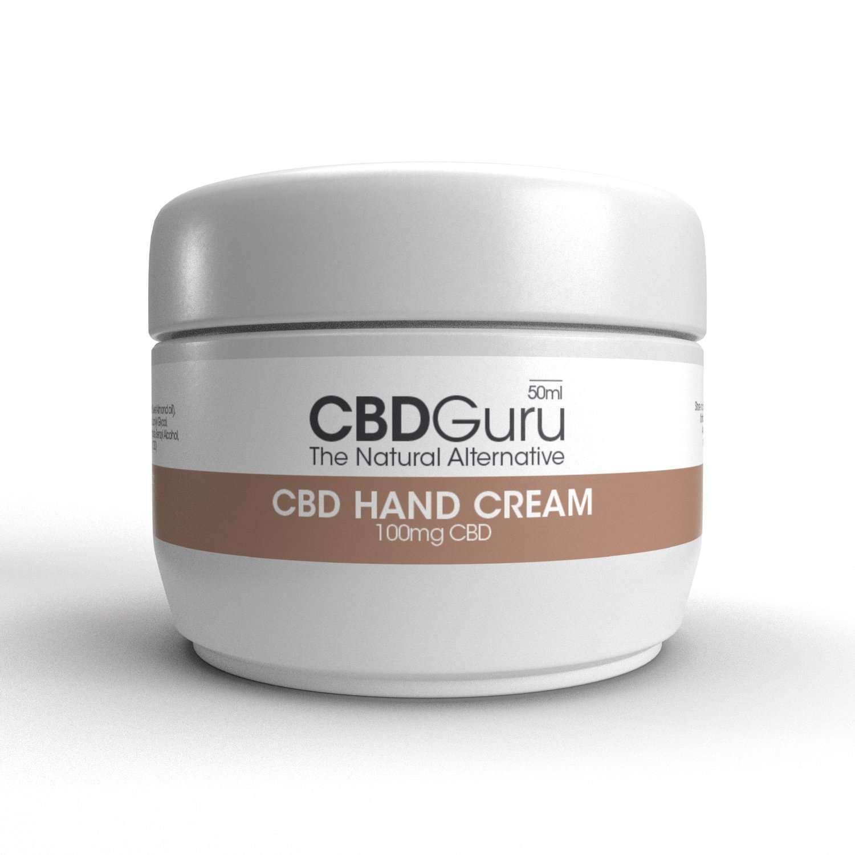 CBD Hand Cream 100mg – 50ml