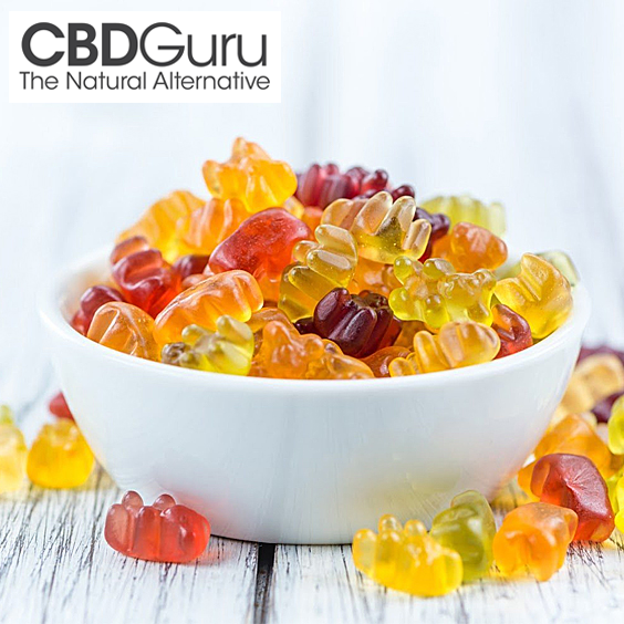 CBD Sweets UK