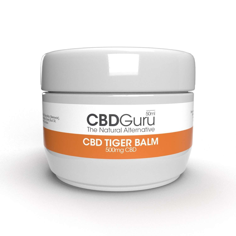 CBD Tiger Balm 500mg – 50ml