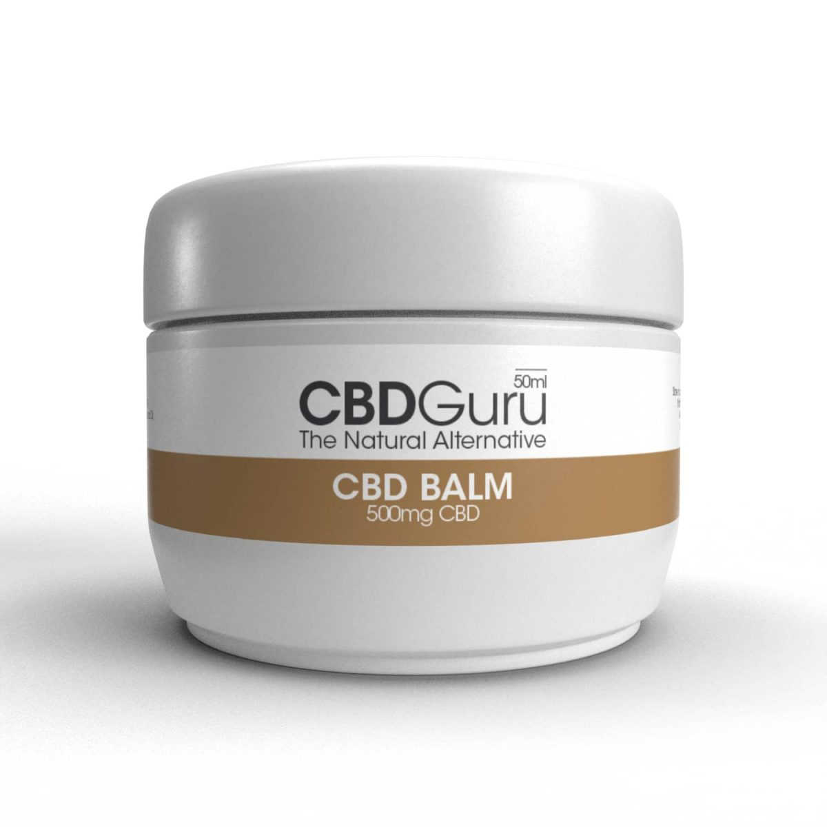 CBD Balm – 500mg CBD – 50ml