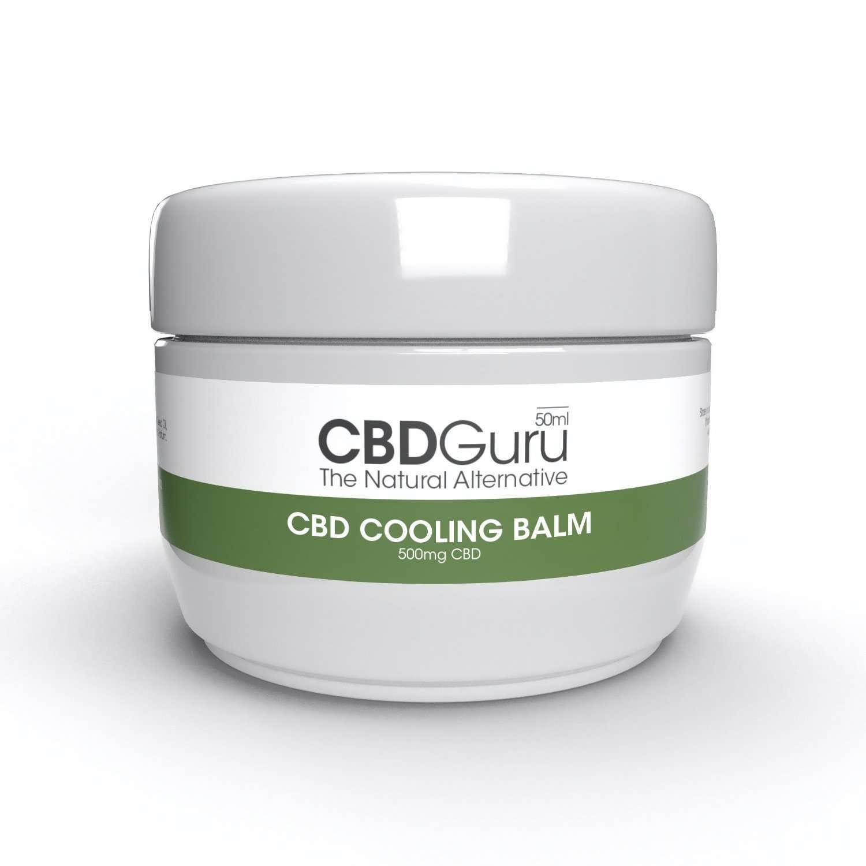 CBD Cooling Balm 500mg – 50ml